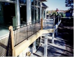 wrought iron railing 002