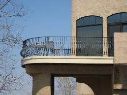 wrought iron railing 007