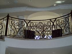 wrought iron railing 004