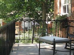 wrought iron railing 014