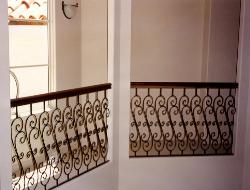 wrought iron railing 018